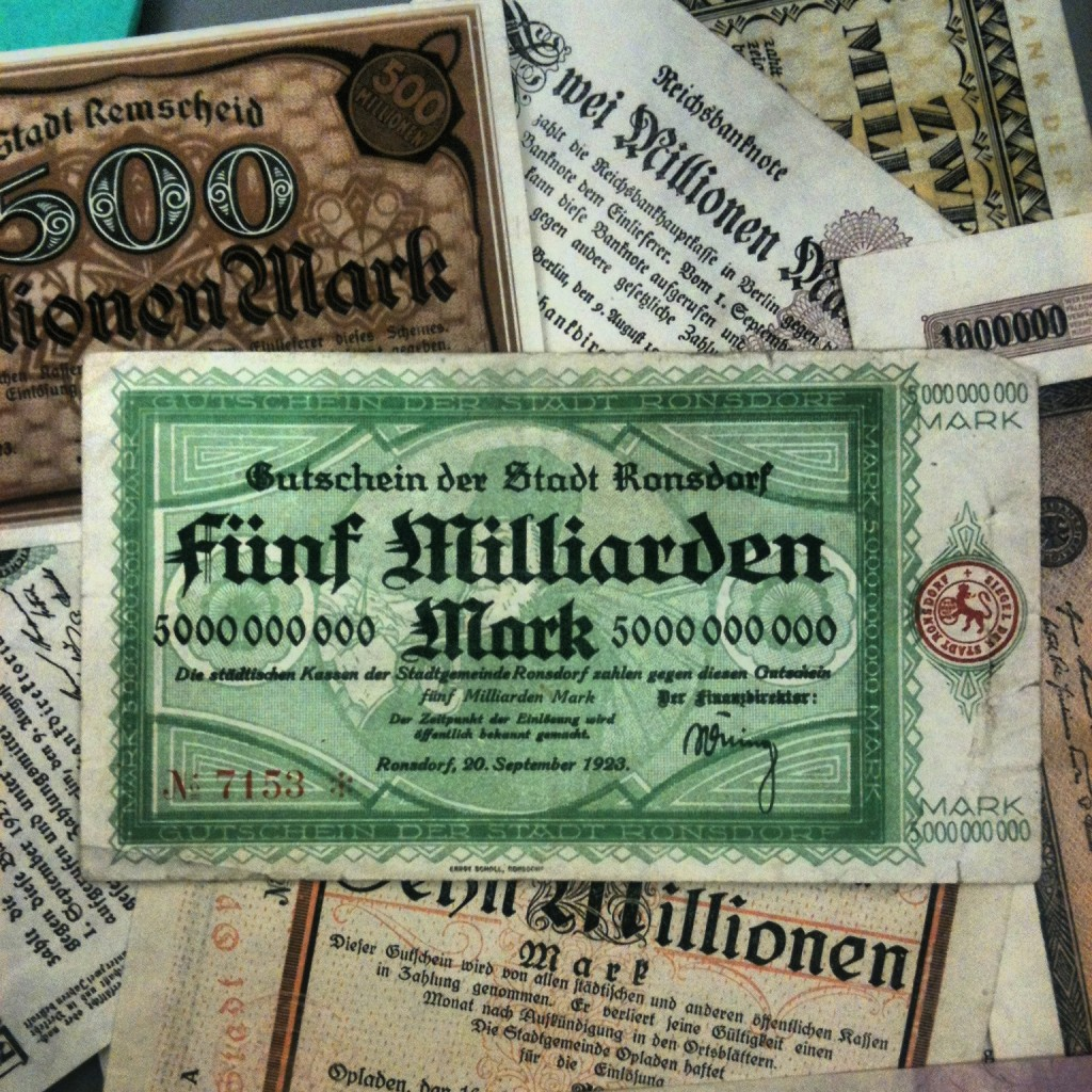5 million deutsche marks
